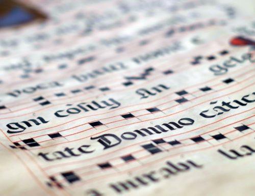 """Vom """"Singen und Sagen"""": Warum Sie die Lust zu singen wecken sollten"""