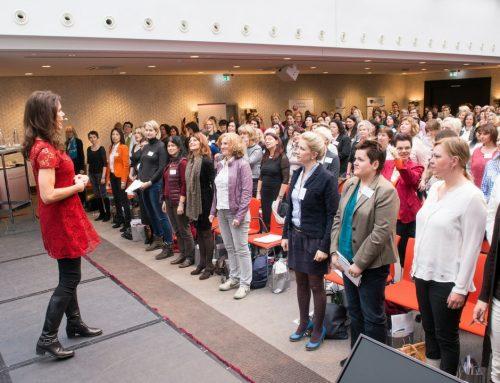 Mit der Stimme einer Frau: Emotion, Energie und Erfolg in der Chefetage