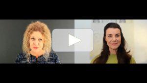Videobotschaft von Silke Foth und Nicola Tiggeler