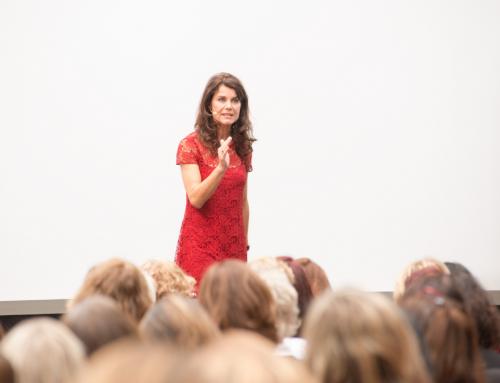 Sprechen vor Publikum: Was Sie nach der Pause im Homeoffice beachten sollten